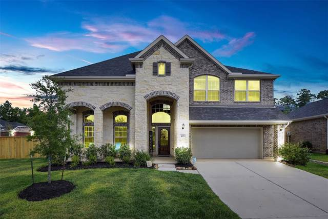 403 Stonebrook Lane, Conroe, TX 77304 (MLS #20811862) :: The Jill Smith Team