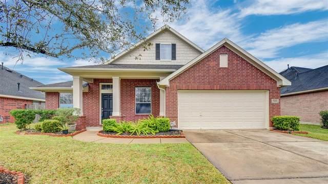 7705 Waterlilly Lane, Pearland, TX 77581 (MLS #20820305) :: Ellison Real Estate Team