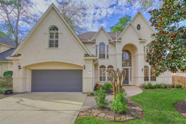 91 Glentrace Circle, The Woodlands, TX 77382 (MLS #20822395) :: Giorgi Real Estate Group