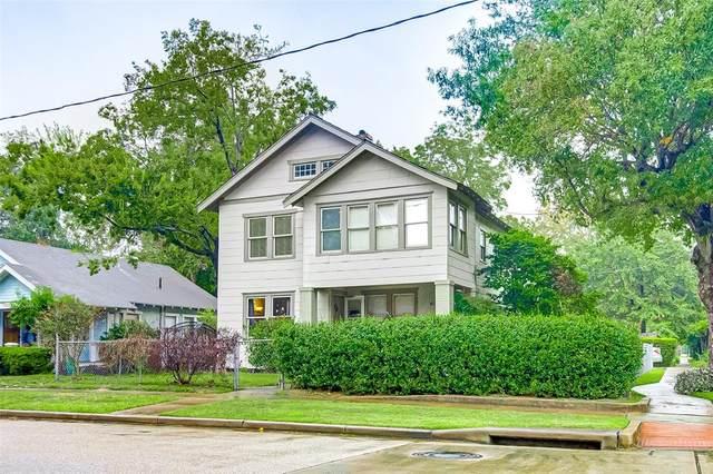 603 Euclid Street, Houston, TX 77009 (MLS #20826399) :: Green Residential