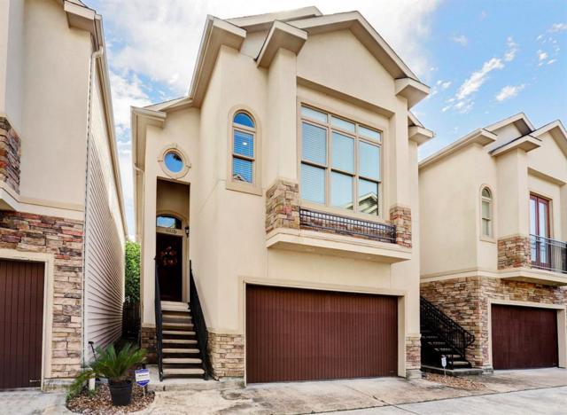1042 W 25th Street D, Houston, TX 77008 (MLS #20829951) :: Texas Home Shop Realty