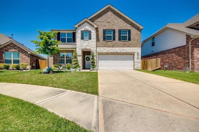 26070 Haggard Nest Dr, Katy, TX 77494 (MLS #20833457) :: Texas Home Shop Realty