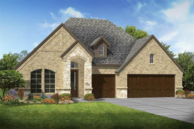 2719 Broad Reach Road, Manvel, TX 77578 (MLS #20847428) :: The Bly Team