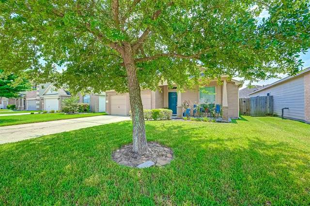 12907 Pine Woods Street, Tomball, TX 77375 (MLS #20851437) :: The Bly Team
