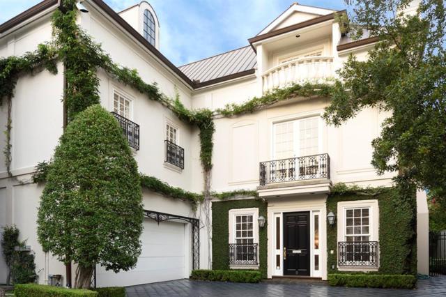 6 Eaton Square, Houston, TX 77027 (MLS #20852853) :: Fairwater Westmont Real Estate