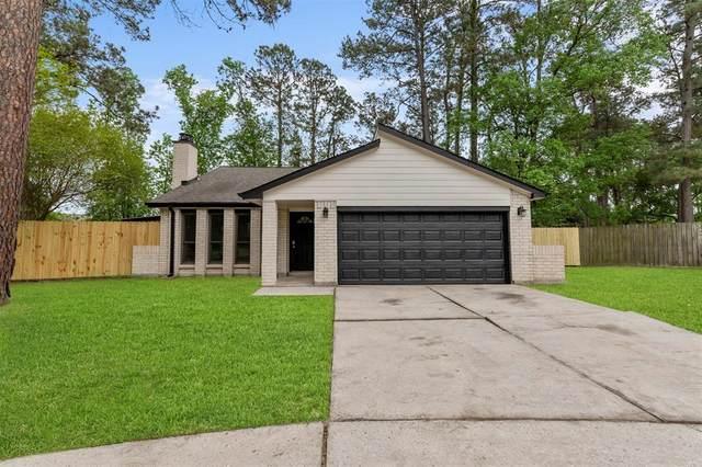 7034 Foxport Lane, Humble, TX 77338 (MLS #2086102) :: Homemax Properties