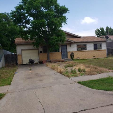 5317 Tumbleweed Drive, Amarillo, TX 79110 (MLS #20864843) :: Texas Home Shop Realty