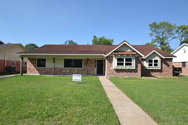 7922 Braesdale Lane, Houston, TX 77071 (MLS #20865784) :: Caskey Realty
