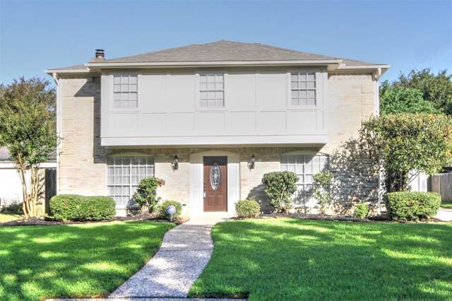 4006 Rolling Terrace Drive, Spring, TX 77388 (MLS #20884451) :: The Jill Smith Team