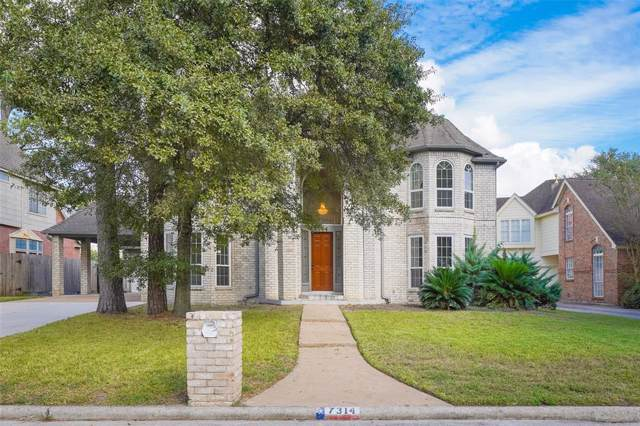7314 Birchtree Forest Drive, Houston, TX 77088 (MLS #20887139) :: Texas Home Shop Realty
