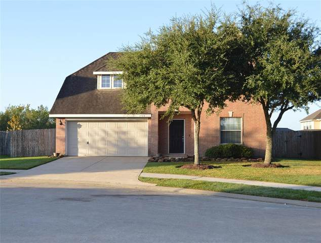 1904 Oak Top Drive, Pearland, TX 77581 (MLS #20893953) :: The Freund Group