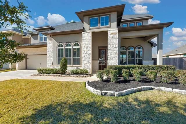 30827 Raleigh Creek Drive, Tomball, TX 77375 (MLS #2091456) :: Giorgi Real Estate Group