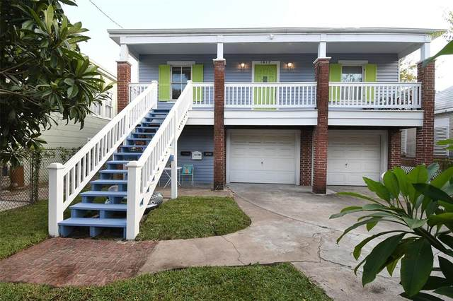 1617 Avenue M, Galveston, TX 77550 (MLS #20942916) :: Ellison Real Estate Team