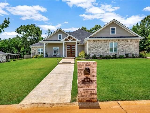 880 Spring Creek Drive, Nacogdoches, TX 75965 (MLS #20958766) :: The Property Guys