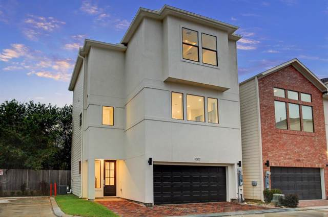 1003 Green Kensington Drive, Houston, TX 77008 (MLS #20965484) :: Ellison Real Estate Team