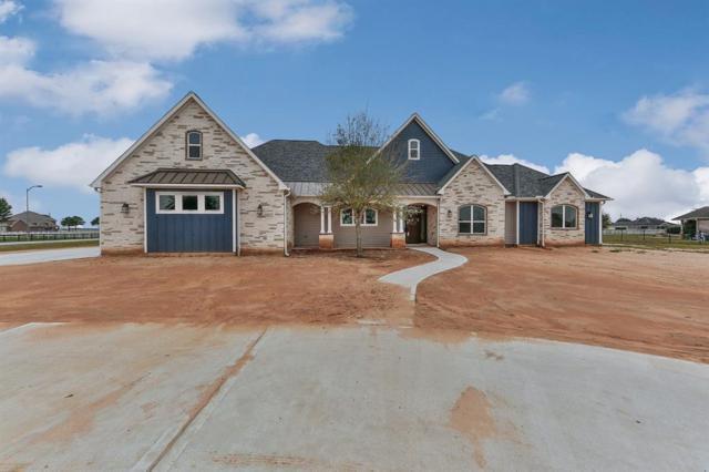 4703 Silhouette Drive, Katy, TX 77493 (MLS #20966740) :: Texas Home Shop Realty
