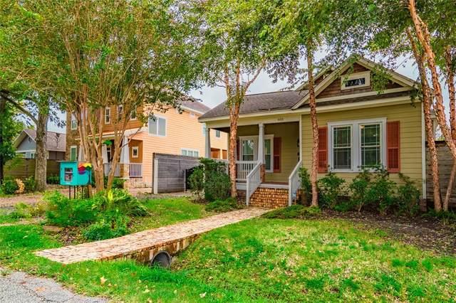 605 Archer Street, Houston, TX 77009 (MLS #20973378) :: The Property Guys