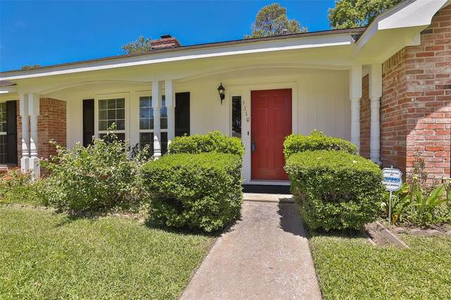 1110 Thornton Road, Houston, TX 77018 (MLS #20986688) :: Lerner Realty Solutions