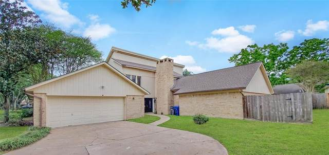 3935 Point Clear Drive, Missouri City, TX 77459 (MLS #20987572) :: The Bly Team