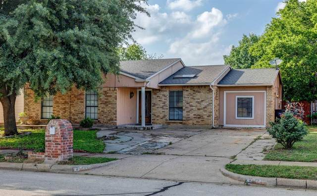 2313 Sweetwood Drive, Fort Worth, TX 76131 (MLS #20987757) :: The Bly Team