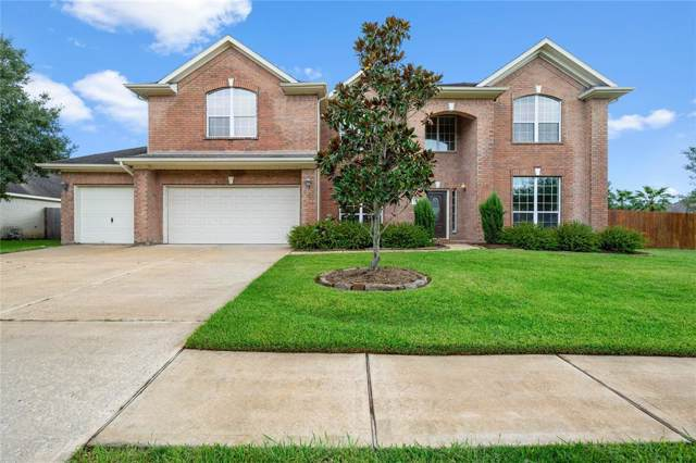 2901 Concord Knoll Drive, Pearland, TX 77581 (MLS #20993742) :: The Queen Team