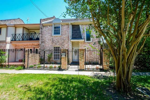 2511 Commonwealth Street, Houston, TX 77006 (MLS #21004145) :: The Freund Group
