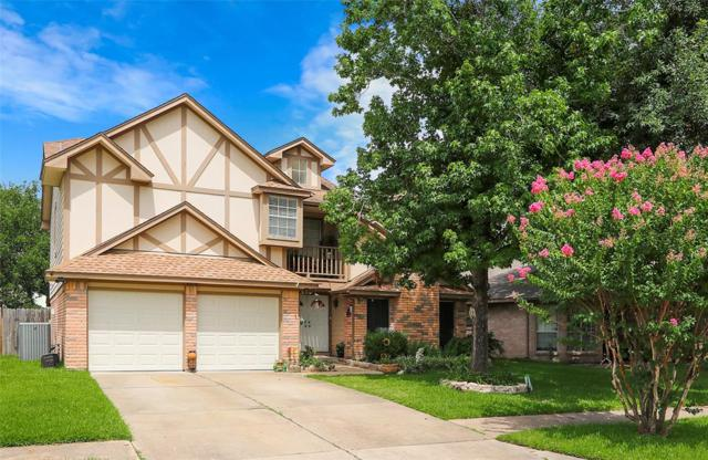 6615 Cove Lake Drive, Katy, TX 77449 (MLS #21005553) :: The Heyl Group at Keller Williams
