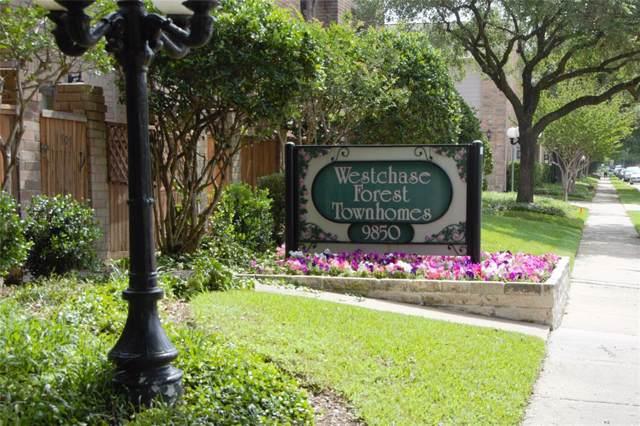 9850 Pagewood Lane #1301, Houston, TX 77042 (MLS #21006588) :: Ellison Real Estate Team