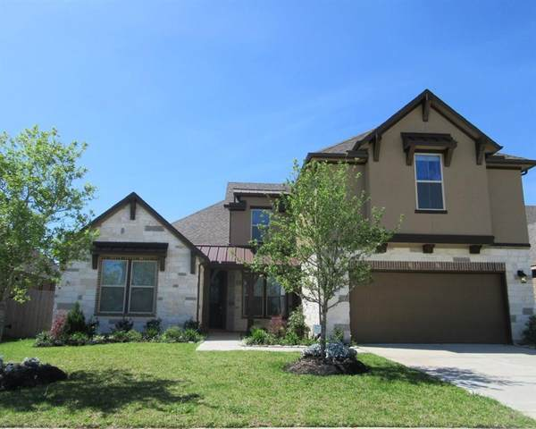 18910 Camden Knoll Court, Manvel, TX 77578 (MLS #21013662) :: Christy Buck Team
