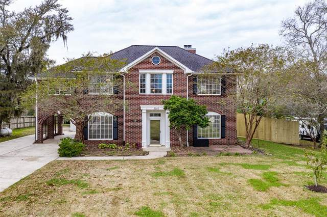 5910 Cajun Way, Baytown, TX 77523 (MLS #21020335) :: Guevara Backman
