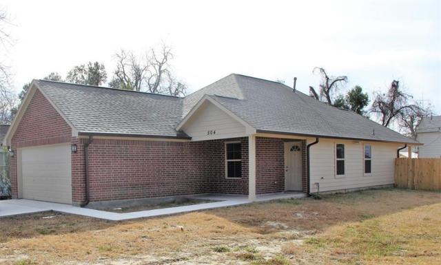 504 Davis Street, Wharton, TX 77488 (MLS #21022119) :: Texas Home Shop Realty