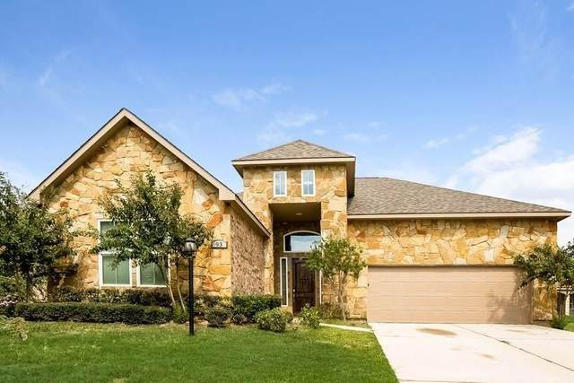 93 Waterford Way, Montgomery, TX 77356 (MLS #21024056) :: TEXdot Realtors, Inc.