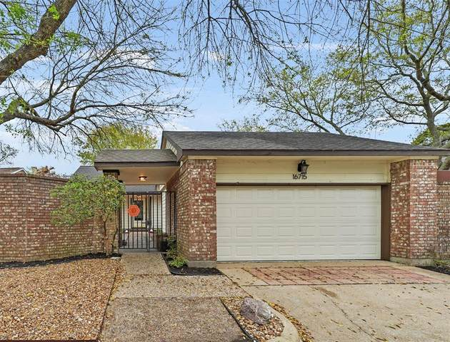 16715 Clear Oak Way, Houston, TX 77058 (MLS #21029843) :: The SOLD by George Team