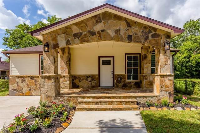 4508 Sunflower Street, Houston, TX 77051 (MLS #21030919) :: Ellison Real Estate Team