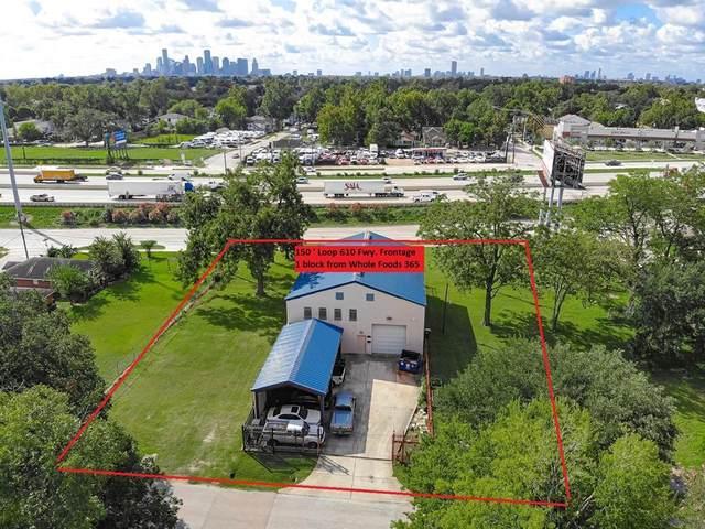 404-410 E 31st Street, Houston, TX 77018 (MLS #21036109) :: The Freund Group