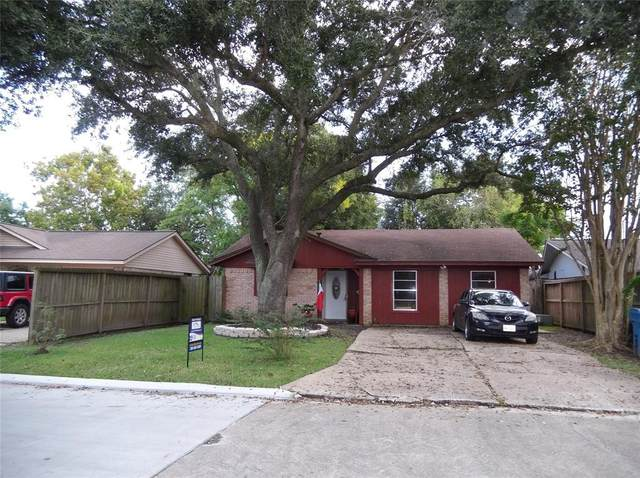 4934 Dollar Reef Drive, Bacliff, TX 77518 (MLS #21041280) :: Connect Realty