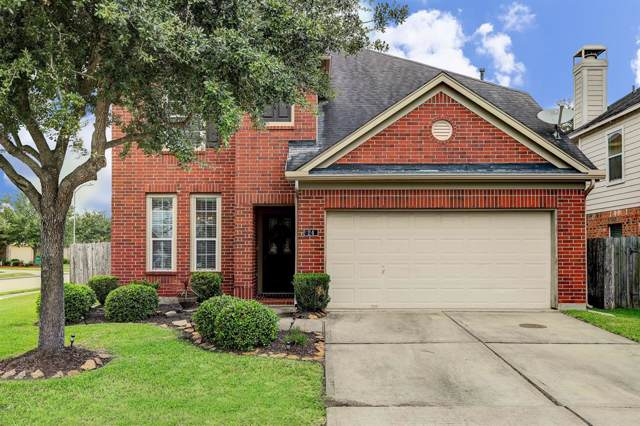 24 Wheeler Ridge Circle, Manvel, TX 77578 (MLS #21046618) :: The SOLD by George Team