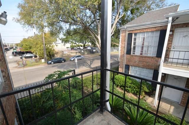 6305 Westward Street #130, Houston, TX 77081 (MLS #21055757) :: Texas Home Shop Realty