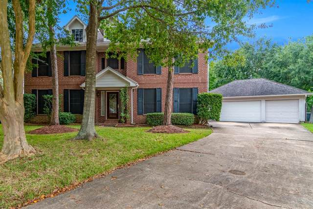901 Chesterwood Drive, Pearland, TX 77581 (MLS #21056062) :: Ellison Real Estate Team
