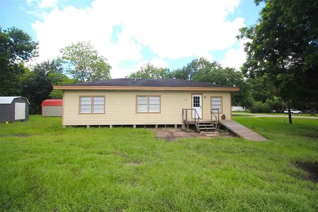 220 E Cypress, Winnie, TX 77665 (MLS #21058639) :: Caskey Realty