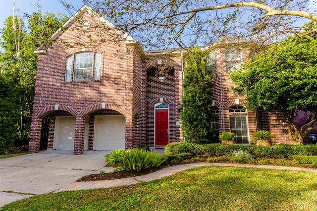 5312 Huisache Street, Bellaire, TX 77401 (MLS #21061477) :: All Cities USA Realty