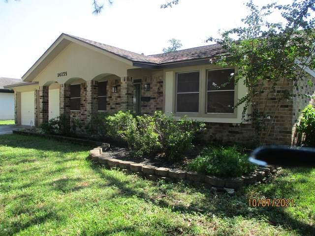 14135 Woodthorpe Lane, Houston, TX 77079 (MLS #21063093) :: The Wendy Sherman Team