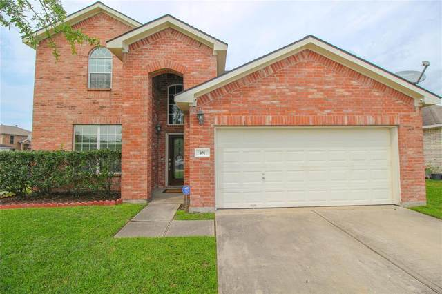 101 Sunlit Mesa Court, La Marque, TX 77568 (MLS #21080174) :: The Sansone Group