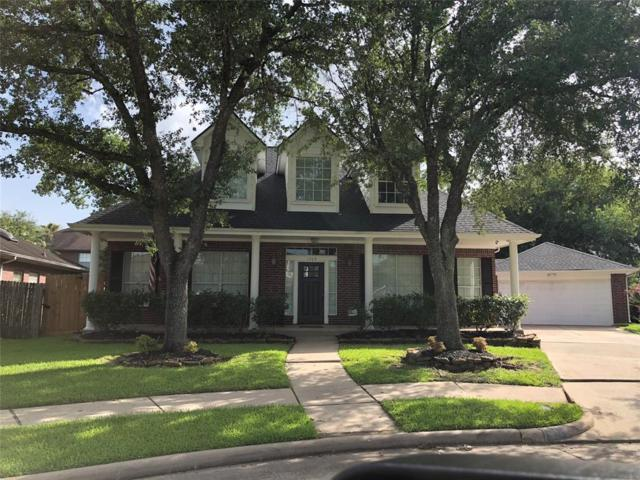 1504 Peachtree Court, Pearland, TX 77581 (MLS #21090146) :: Caskey Realty