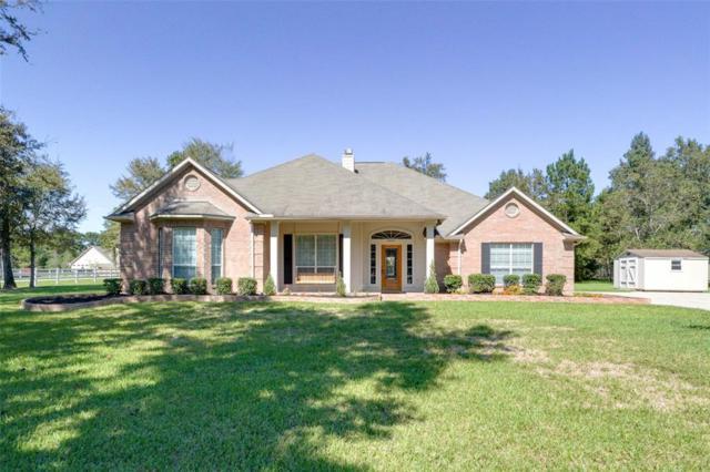 12234 E Border Oak Drive, Magnolia, TX 77354 (MLS #21090517) :: Texas Home Shop Realty