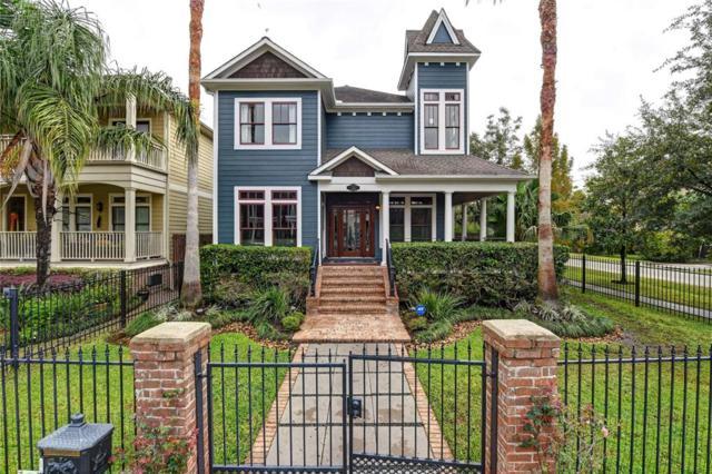 702 Columbia Street, Houston, TX 77007 (MLS #21092470) :: Krueger Real Estate