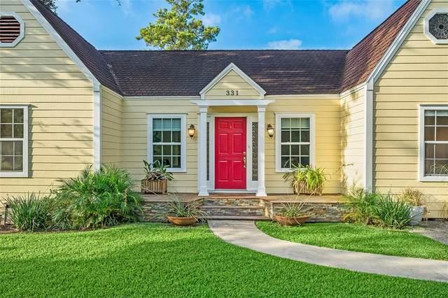 331 W 32nd Street, Houston, TX 77018 (MLS #21095452) :: Lerner Realty Solutions