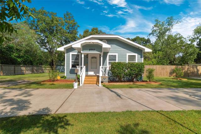 6965 Cayton Street, Houston, TX 77061 (MLS #21096253) :: The SOLD by George Team
