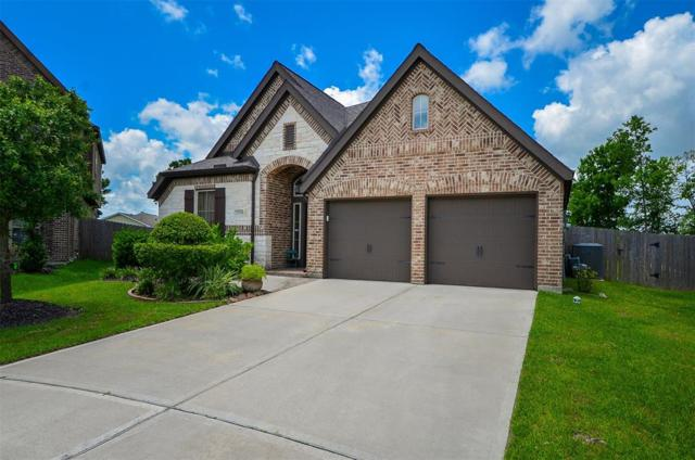 3728 Cibolo Court, Pearland, TX 77584 (MLS #21114873) :: Caskey Realty