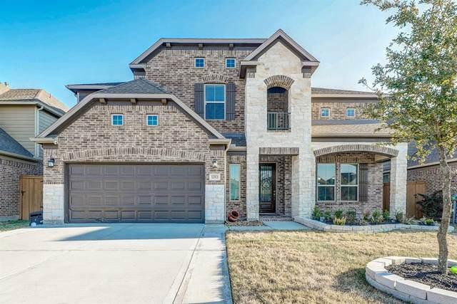 12821 Short Palm Drive, Texas City, TX 77568 (MLS #2111580) :: Michele Harmon Team
